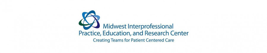 logo for the Midwest Interprofessional Pratice, Education, and Research Center